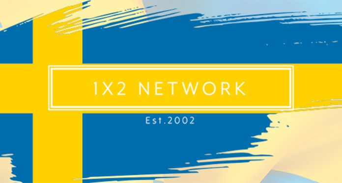 1x2 Enters New Year with Full Content Integration in Swedish Market