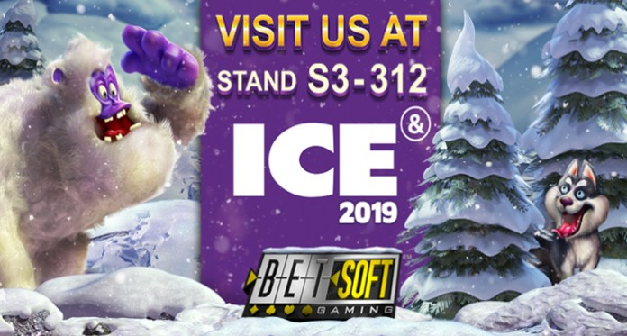 BetSoft Gaming Sets Its Mark and Gets Ready for the ICE London 2019
