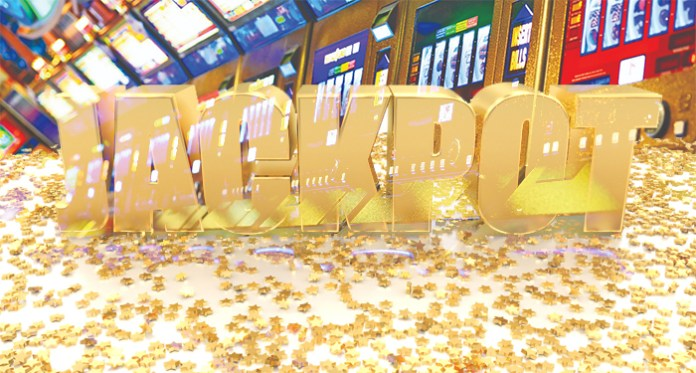 Early Christmas Jackpot Win for Delaware Casino Player