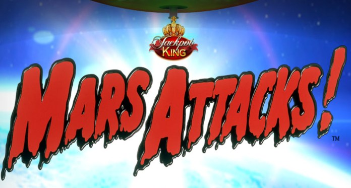 Blueprint Gaming & Warner Bros. Release Mars Attacks! ™