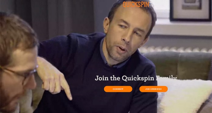 Quickspin Promotes One of its Own to Chief Product Officer