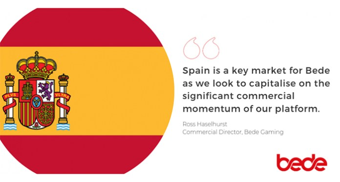Bede Gaming is Getting Ready for its Spain Expansion