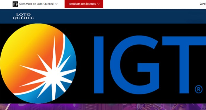 IGT, Loto-Quebec Sign Three Year Lottery Deal