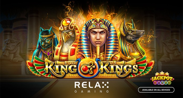Relax Gaming Unveils its Latest Slot Addition, King of Kings