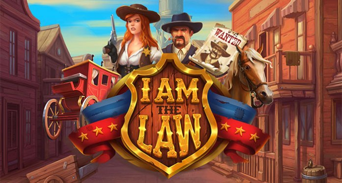 Preview of 1x2 Gaming's Newest Slot, I Am the Law