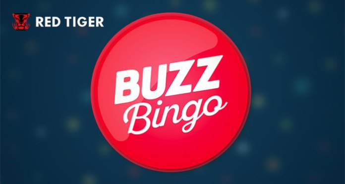 Red Tiger Gaming Goes Live with Buzz Bingo
