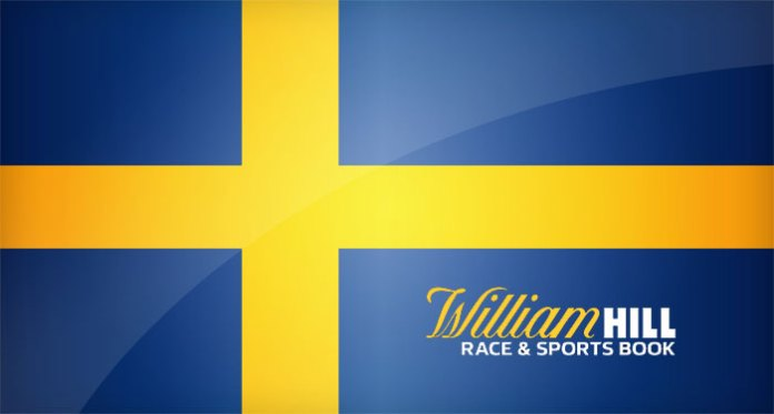William Hill Launches in the Swedish Gaming Market