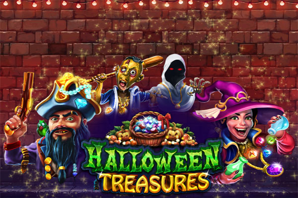 Halloween Treasures Slot Game