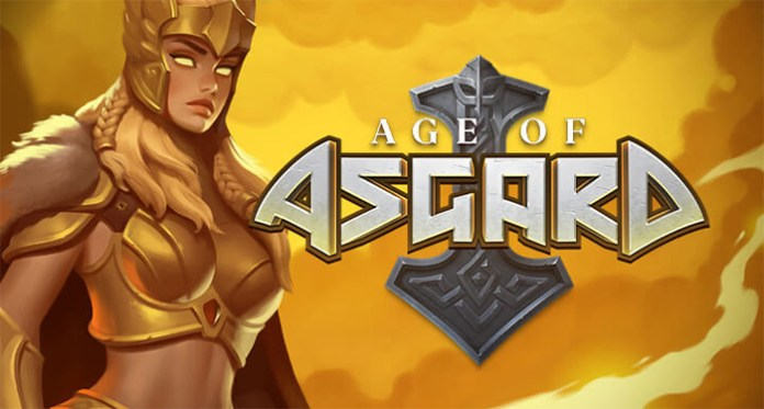 Yggdrasil Gaming Unveils its Premium Age of Asgard Slot