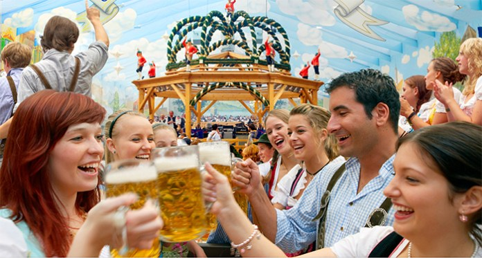 Celebrate, Drink Beer and Win with Oktoberfest Bonuses and More!