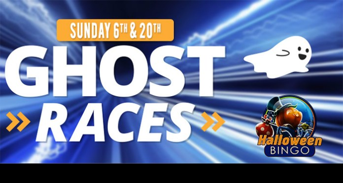 Ghost Races to Begin at Downtown Bingo Sunday October 6th