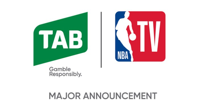 Tabcorp and the NBA TV Announce Multi-Year Partnership