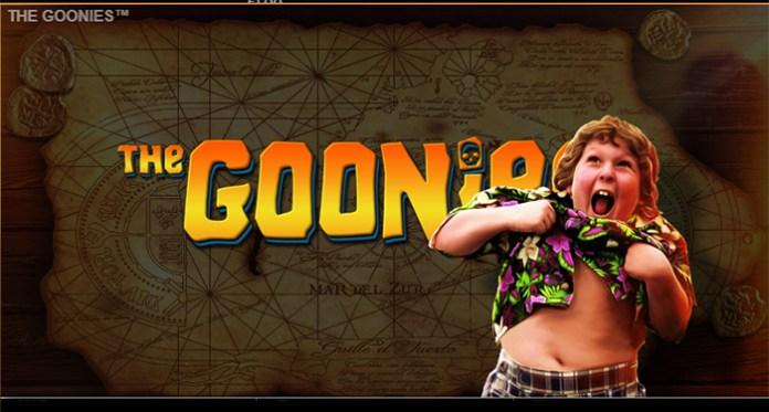 Blueprint Gaming adds The Goonies Casino Slot