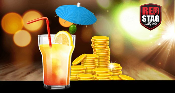 Cash Grab with Red Stag's Hot Game of the Week