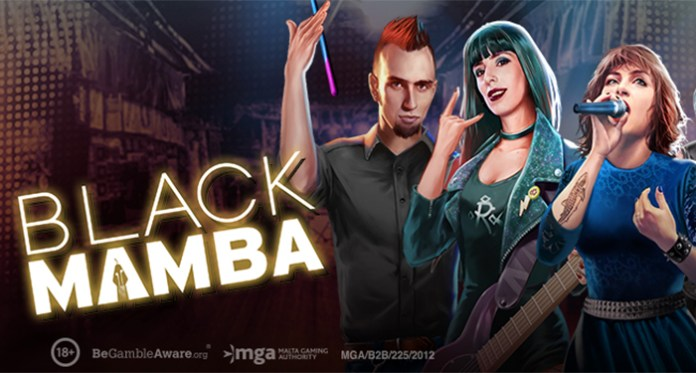 Play'n Go Releases New Slot Game, Black Mamba