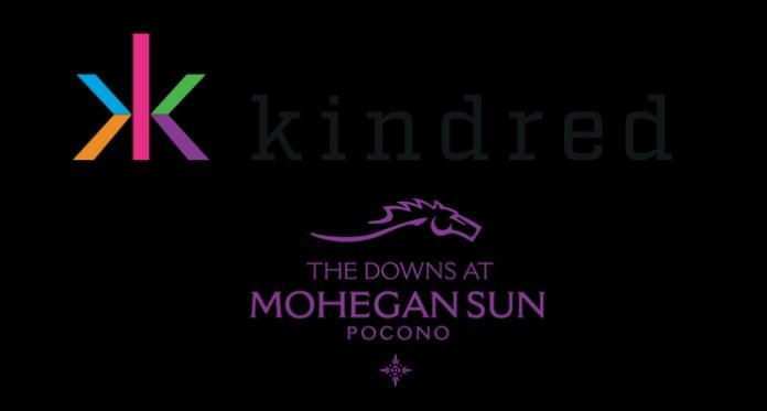 Kindred Group Goes Live in Pennsylvania at Mohegan Sun Pocono