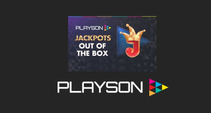 Playson Delivers on the Integration of its Free Jackpots