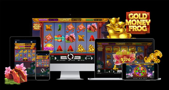 Play with Triple Jackpot Winnings in NetEnt's Gold Money Frog™