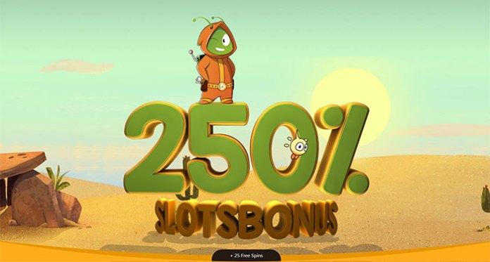 Free Spins Bonus at Aussie Pay Online Casino