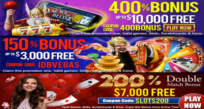 Play Las Vegas USA Casino for Endless Rewards and Promotional Offers