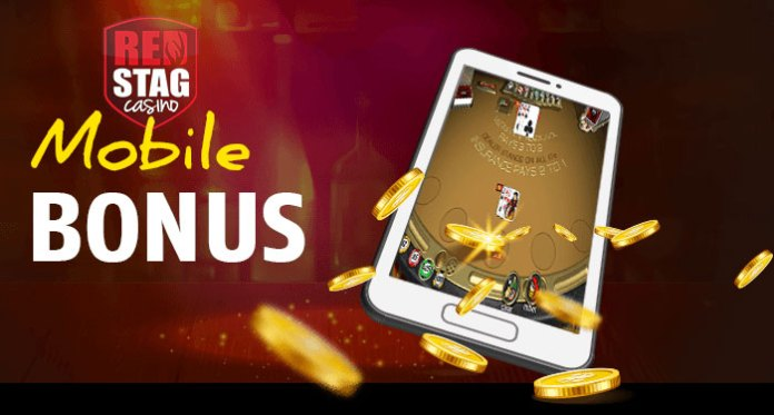 Start Wagering on the Go and Win Big with Red Stag Mobile Bonus