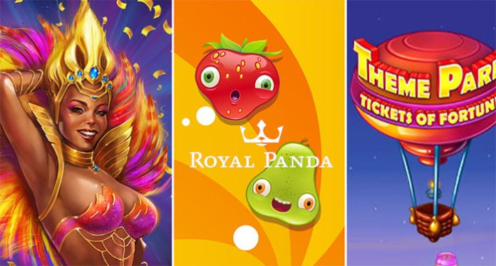 Carnival Weekender Fun at Royal Panda Casino