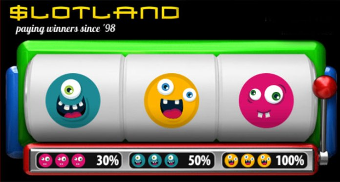 Get Slotland Casinos Sweetest Deal for Crypto Depositors