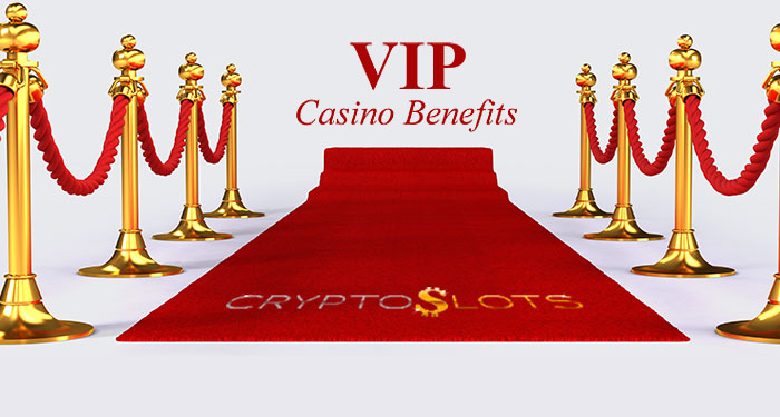 CryptoSlots Casinos VIP Program is Fit for a King and Queen