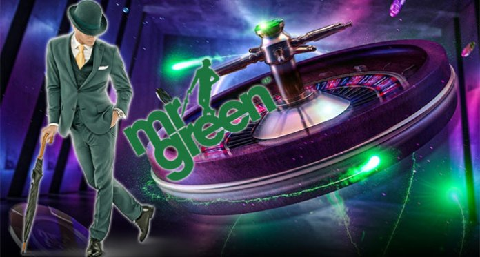 Get Paid to Play with Instant Cash Rewards at Mr Green on Live Roulette