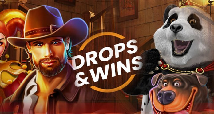 Play Royal Panda's Daily Cash Drops and Special Tournament Prizes