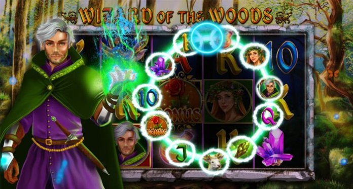 2BY2 Gaming Announces Upcoming Wizard of Woods Slot