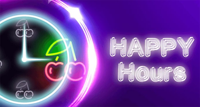 Join CryptoSlots Happy Hour and Get Extra Cash Every Evening