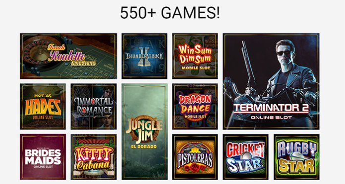 What Will You Play with Your Welcome Bonus at Luxury Casino?