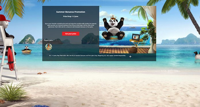 Play in the Sun with Some Fun Prizes in Royal Panda's Summer Promo