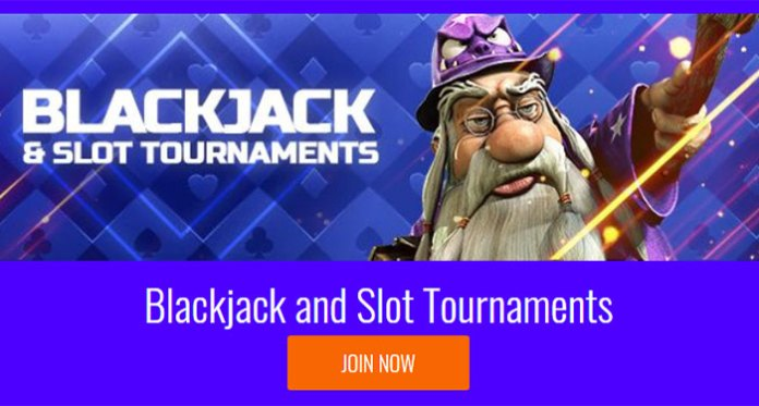 Party Blackjack/Slot Tournaments at BigSpin Casinos Weekly