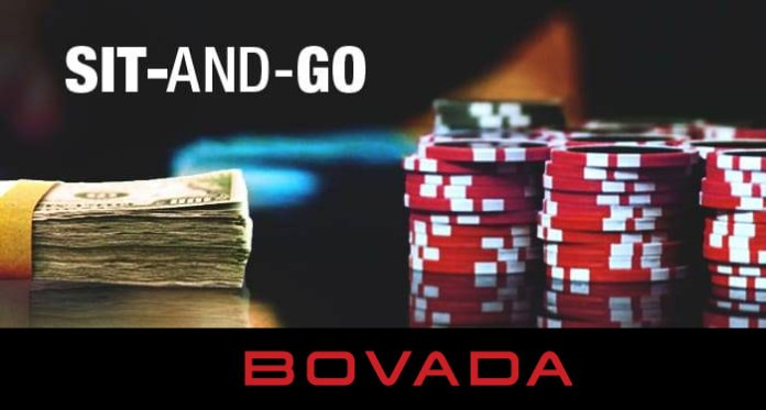 Get In On the Fast Paced Sit and Go's at Bovada Poker