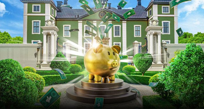 Unlock 35 Free Minutes of Playtime on Piggy Riches Megaways at Mr Green