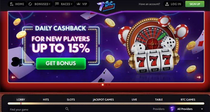 Looking to Play Casino Games Risk Free? Then 7Bit Casino is in Your Sights