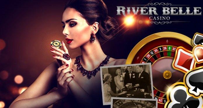 €800 BONUS 1st Deposit - Match Bonus up to €200 Riverbelle Mobile