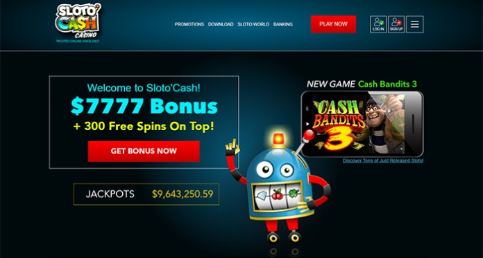 Sloto' Cash Casino Says Everyone Should AVOID Bonus Distancing in August