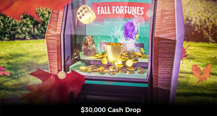 Grab Some Glorious Cash Prizes with Mr Green's Massive $30,000 Cash Drop