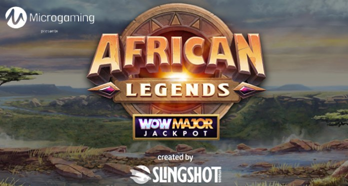 Preview African Legends, Developed Exclusively for Microgaming by Slingshot Studios