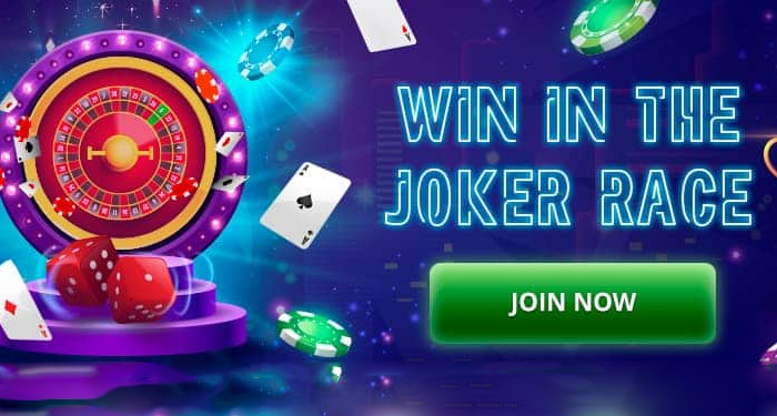 Win Up To 9000 In Comp Points Joining 7bitcasinos Joker Race
