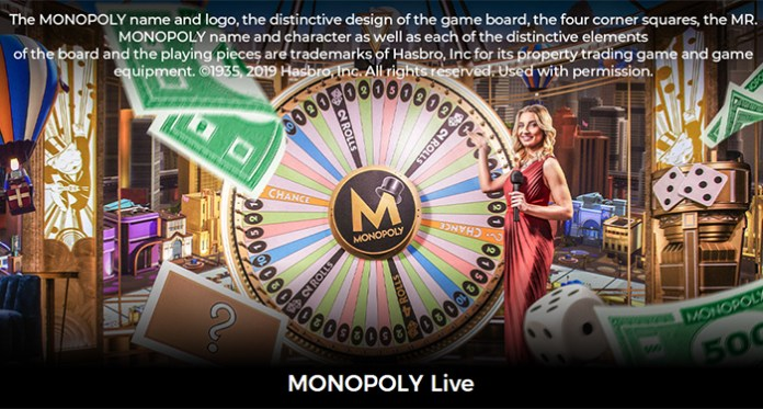 Play the Amazing MONOPOLY LIVE and Collect Points with Every Spin