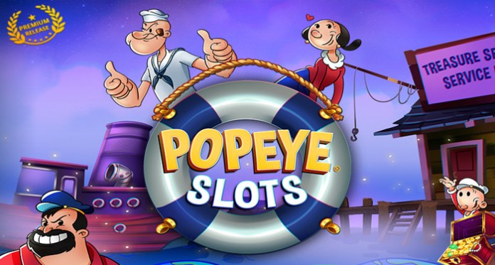 Preview Vibra Gaming's Latest Release, Popeye® Slots