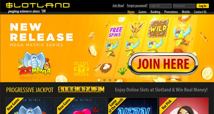 Top Up Your Cash Bankroll Every Tuesday at Slotland