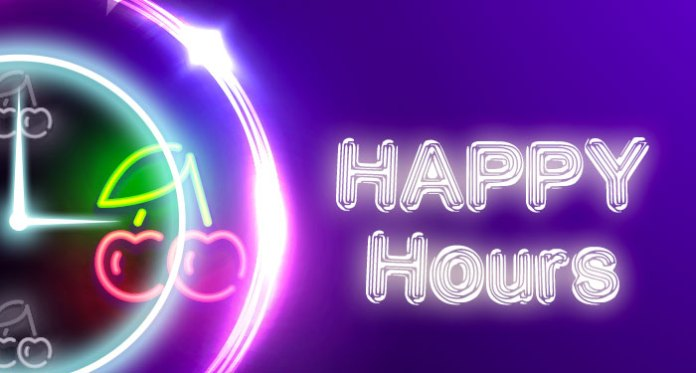 $200 Top Ups During CryptoSlots' Happy Hours Every Monday in October