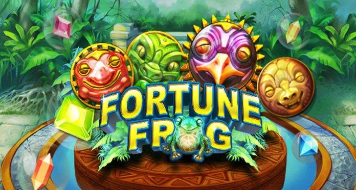 Frog Fortunes Slot Game