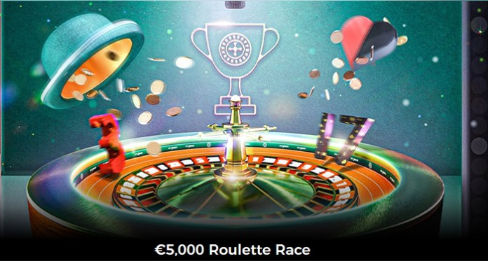 Get Paid for Playing Mr Green's Live Roulette Tables!
