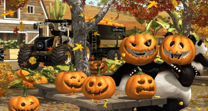 Compete for a $3K Prize Pool at Royal Panda's Autumn Harvest